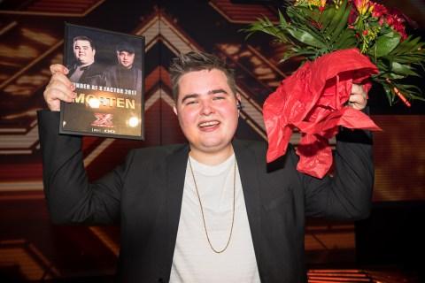 X-Factor2017 - Morten