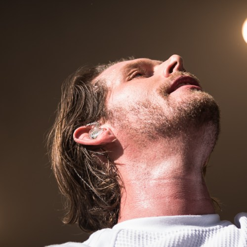 Rasmus Seebach at Smukfest 2017