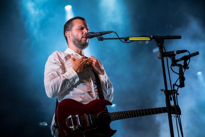 White Lies at Smukfest 2017