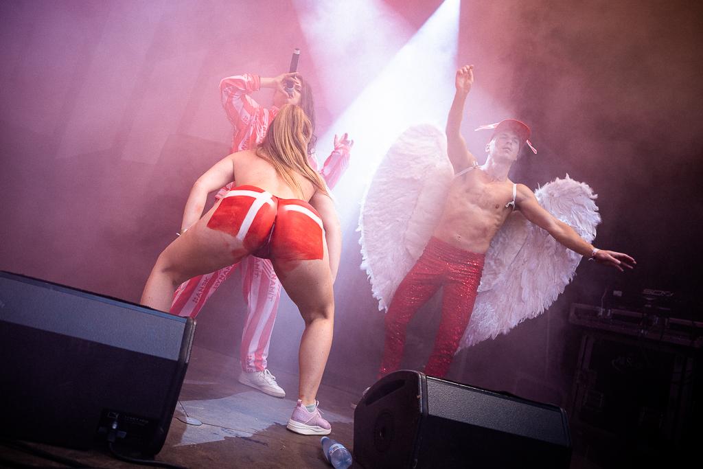 Nikoline @ Skanderborg festival 2019