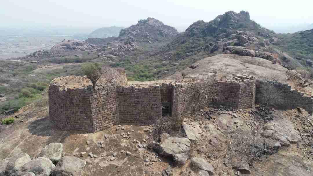 Nemalla Buruju-Largest of all Bastions