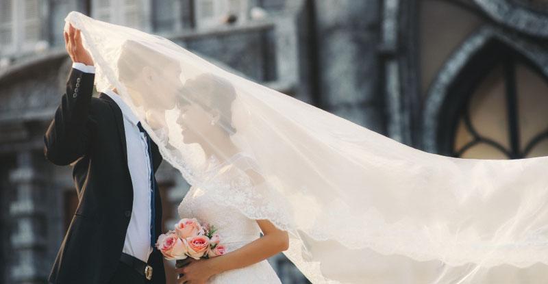 幸せな結婚ができる