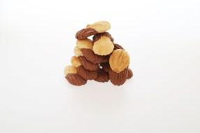 Sausainiai Kriauklelės