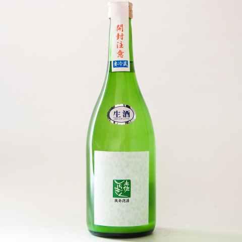 土佐しらぎく 特別純米 微発泡酒 生酒 720mL