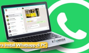 Cara Install Whatsapp di PC Windows dan Apple Mac Tanpa Emulator