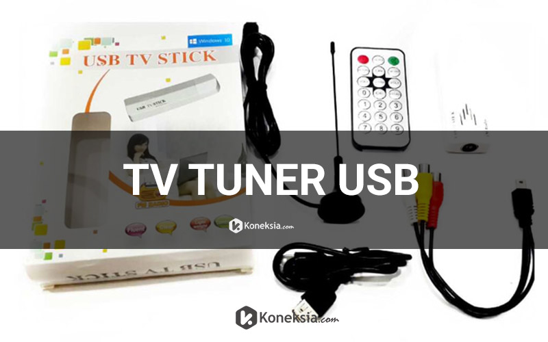 TV Tuner USB Laptop