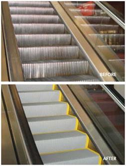 Cast Step Replacement Program – KONE Spares USA Elevator and