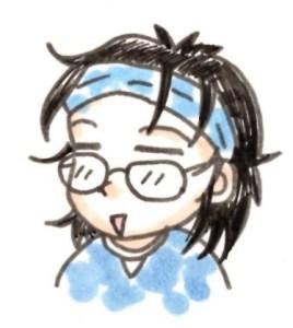 ユキノジ自画像