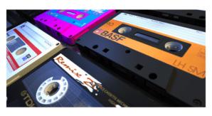 カセットテープ 画像