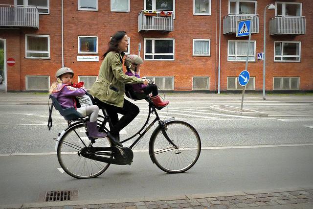 Jak kupić idealny fotelik na rower Image