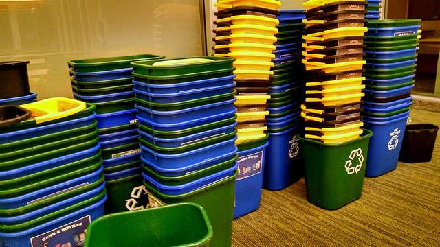 Segregowanie śmieci to też matematyka Image