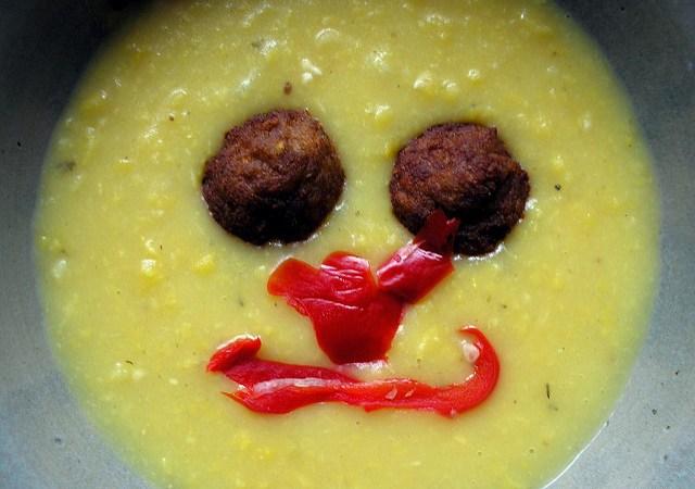 Obiad pięciodaniowy — dieta matki wielodzietnej Image