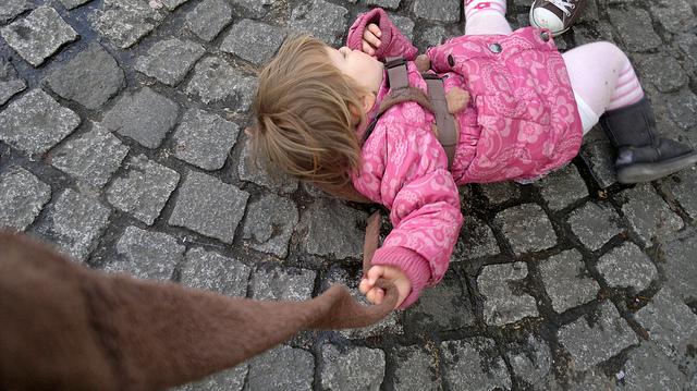 Histeria u dziecka czyli jak żyć z dwulatkiem Image