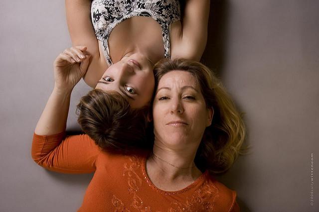 12 znaków, że  jesteś jak własna matka Image