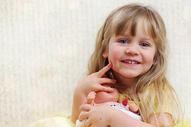 Jak powiedzieć dziecku skąd się biorą dzieci? Image