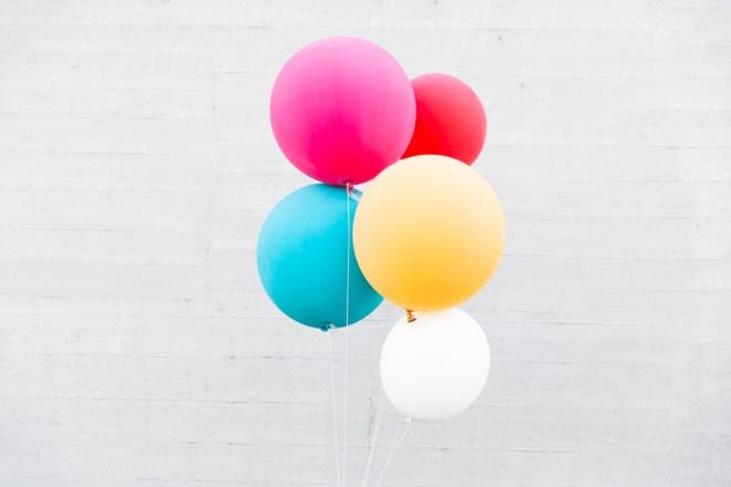 Deko Dis Oui Hochzeit Riesenluftballons