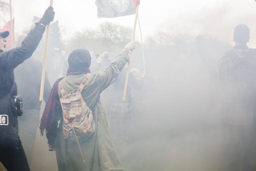 Bogcaféen Barrikaden