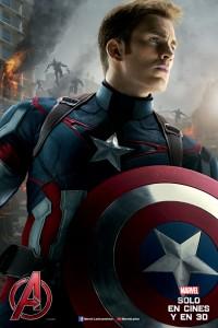 Character Banner - Capitan America