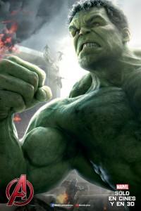 Character Banners - Hulk