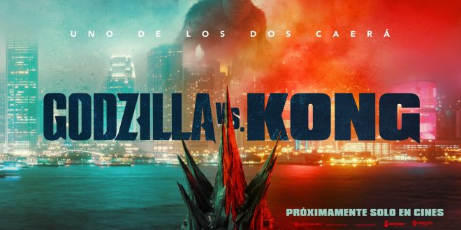 GODZILLA VS. KING KONG / LA BATALLA QUE TODOS ESPERAMOS