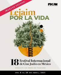Festival Internacional de Cine Judío en México 2021