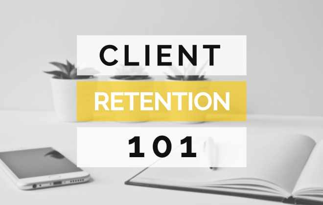 Client retention rate kong and way