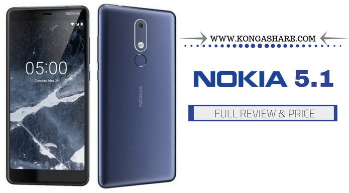 nokia 5.1 review