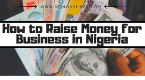 10 Tips on How to Raise Money for Business in Nigeria..