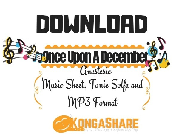 Download Once Upon A December Sheet Music For Free - Anastasia-kongashare.com_m-min