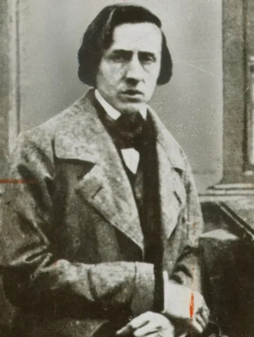 Fantaisie Impromptu Sheet Music - Frédéric Chopin Biography
