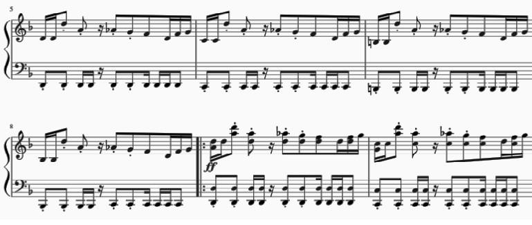 American Anthem Roblox Piano Sheet