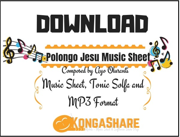 Download polongo jesu sheet music by ayo oluranti in PDF and MP3_ kongashare.com_m-min.jpg