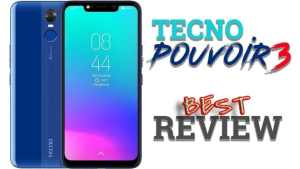 TECNO Pouvoir 3 Review, Features, Specifications & Prices