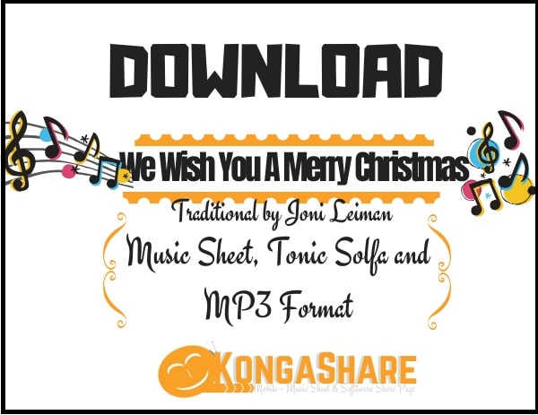 We Wish You A Merry Christmas Variations sheet music...