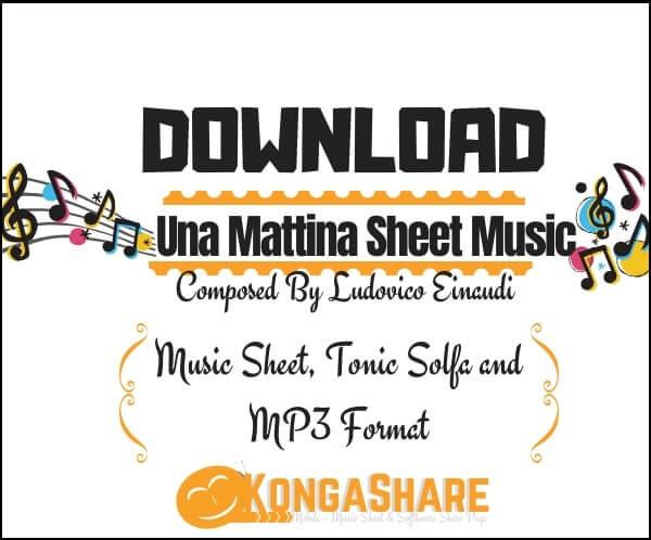 Download Una Mattina Sheet Music by Ludovico Einaudi in PDF_kongashare.com_mm-min.jpg