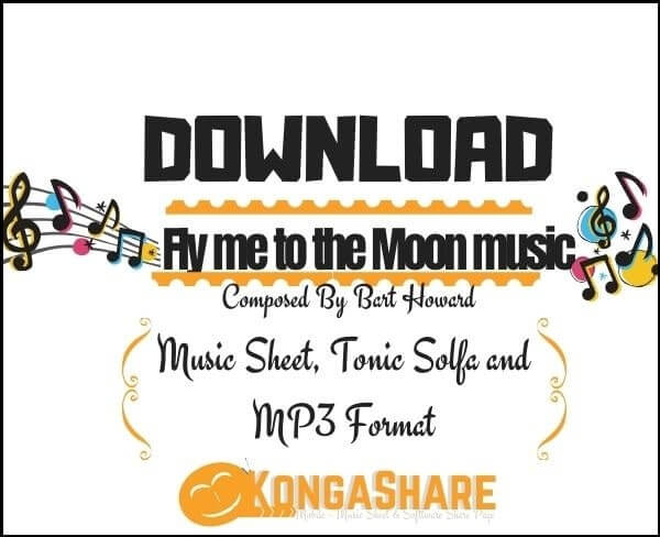 Download Fly me to the Moon sheet music _kongashare.com_scor