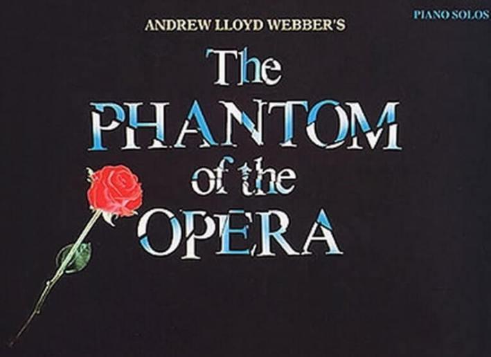 Phantom of the Opera Piano Sheet Music_kongashare.com_mn
