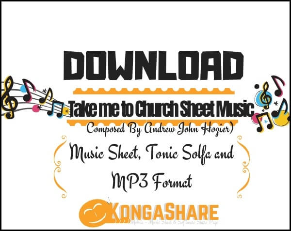 Take me to Church piano sheet music_kongashare.com_mo