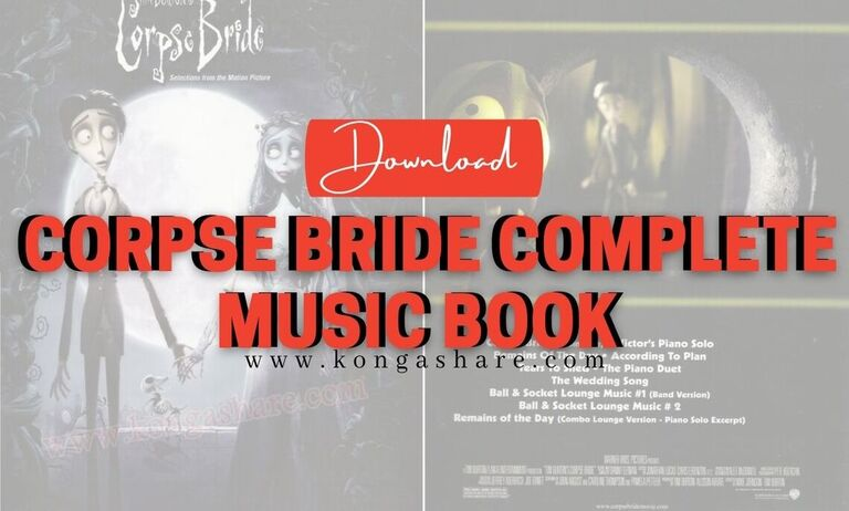 Corpse Bride sheet music_kongashare.com_mv