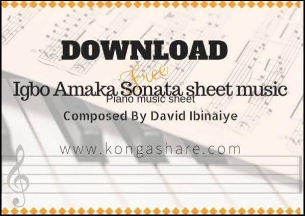 igbo amaka sonata nigeria sheet music pdf mp3_kongashare.com_mz