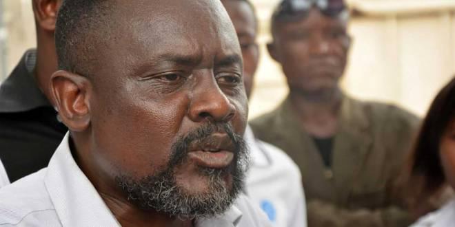 Franck Diongo Shamba - homme politique de la RDC.