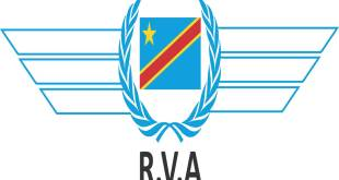 Logo de la RVA, Régie des voies aériennes.