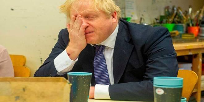 Boris JOHNSON, premier ministre britannique, un survivor du Covid-19.