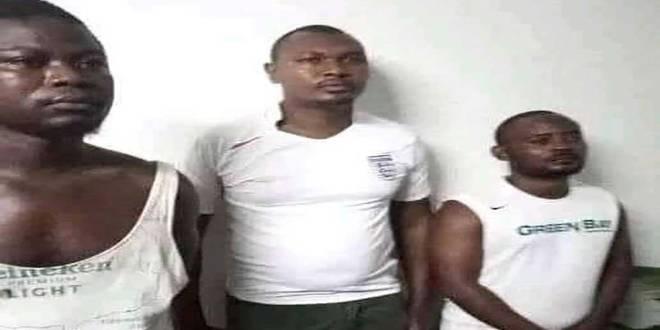 Daniel SHANGALUME NKINGI dit Massaro [au milieu], neuve de Vital KAMERHE LWA KANYIGINYI NKINGI, poursuivi pour corruption avérée en RDC.