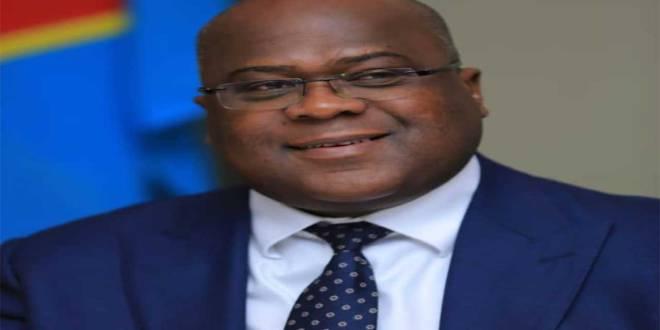 Fatshi - Felix-Antoine Tshilombo Tshisekedi - President de la RDC.
