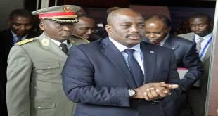 """""""Joseph KABILA KABANGE"""", président honoraire de la RDC, accuse de détournement de fonds publics et enrichissement illicite."""