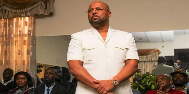 Vidiye Tshipanda Tshimanga - ancien conseiller Stratégique du président de la RDC - chassé de la présidence de la RDC pour escroquerie et détournement d'une somme importante d'argent à la RAWBANK.