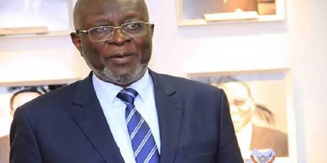 Celestin TUNDA YA KASENDA, ministère de la Justice de la République démocratique du Congo (RDC).
