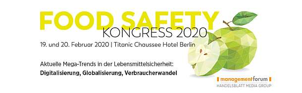 Food Safety Kongress,Kongress,,Konferenz,Berlin,Tagung