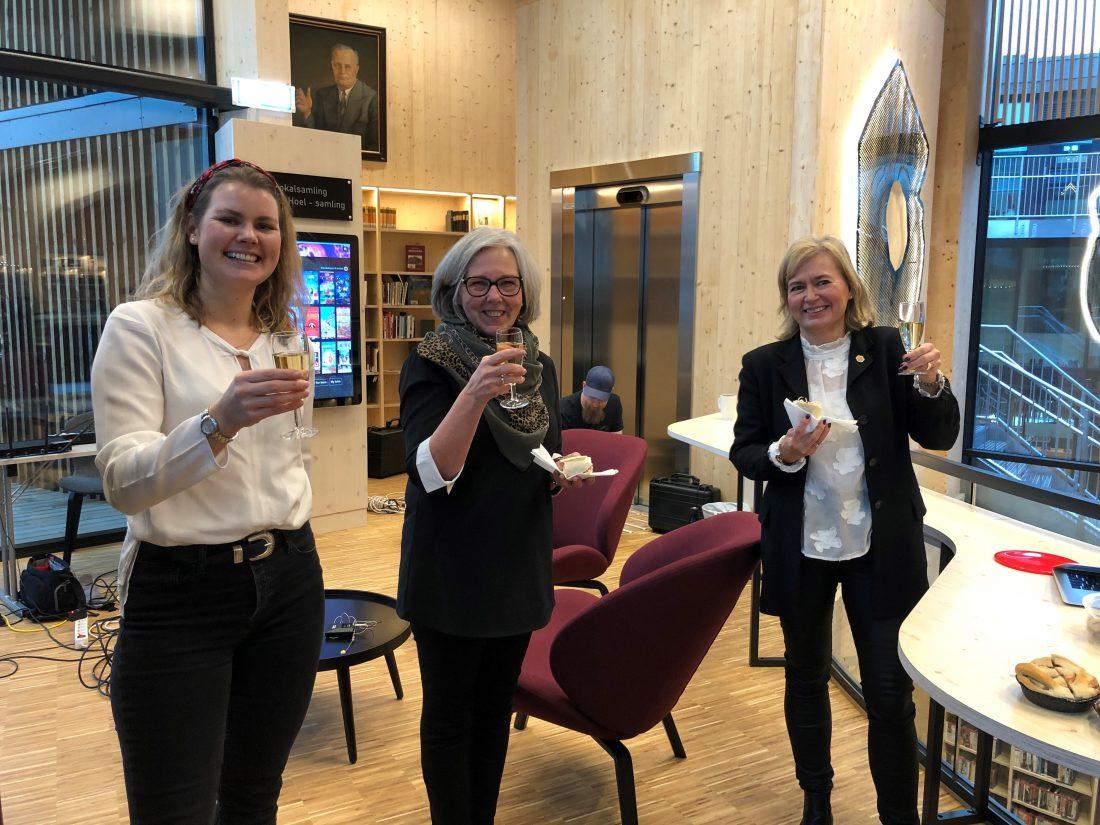 Circle Scan Kongsvinger Region - først i Norge!
